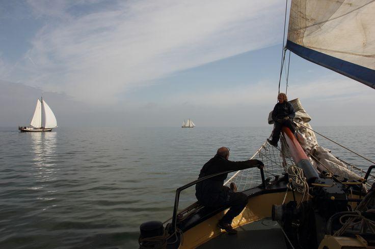IJsselmeer Enkhuizen Klipperrace EnRICoPictures