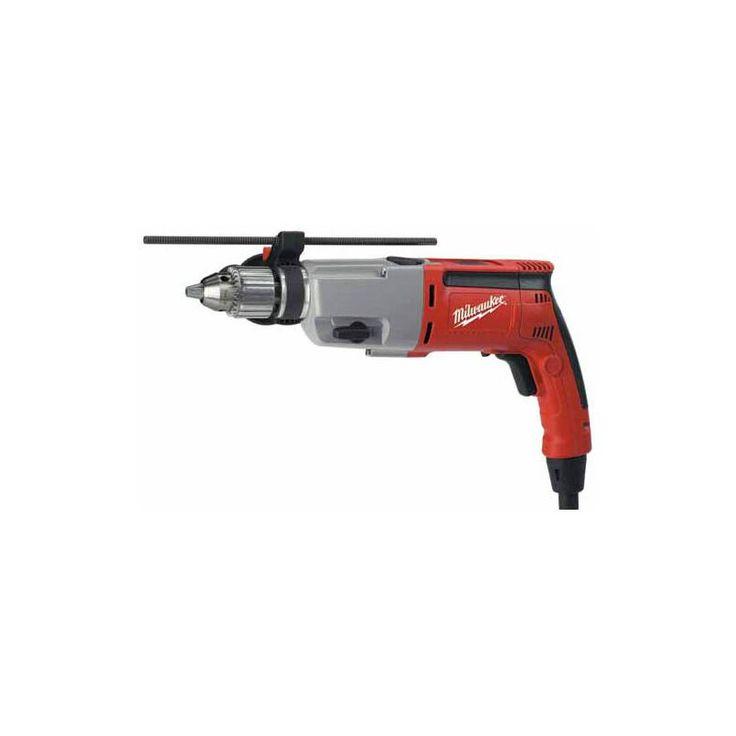 """Milwaukee 5387-22 1/2"""" Dual Speed Hammer-Drill Kit Power Tools Drills / Drivers Hammer Drills"""