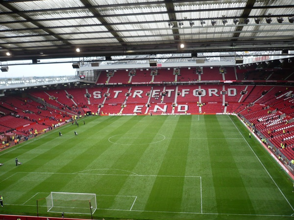 Old Trafford Premier League - Football Flight - Home of British Football Trips
