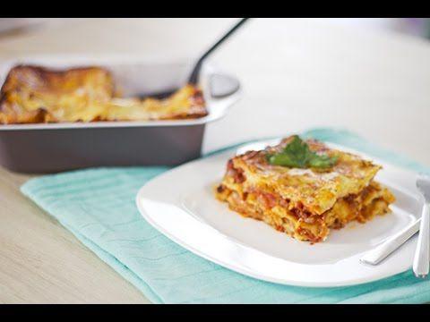 #Recette : #Lasagnes à la #bolognaise