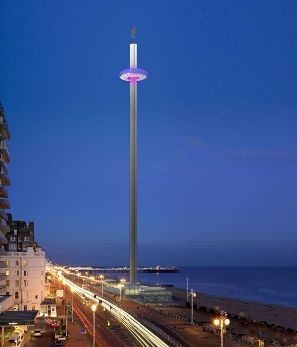 i360 Brighton West Pier