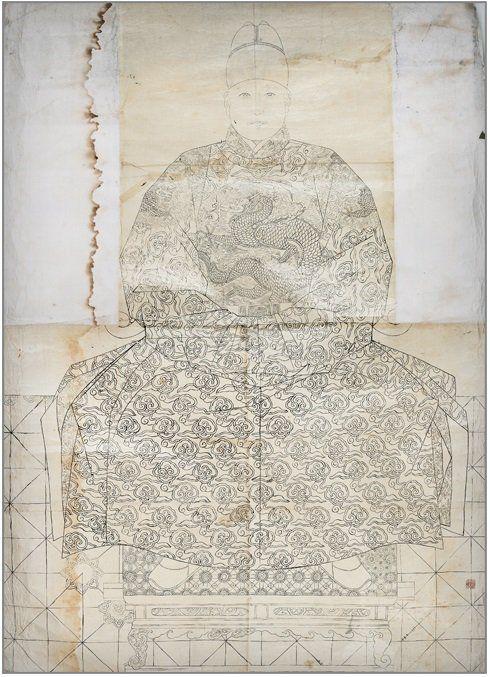 조선시대 왕의 얼굴은 어진(초상화)로 확인할 수 있는데요, 아쉽게도 모든 왕의 어진이 남아있지는 않습니다. 그런데, 고궁박물관에서 최근 세조의 어진 초본을 입수했다는 반가운 소식이 전해왔습니다