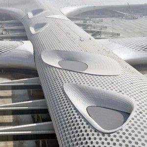 Shenzhen Bao'an International Airport Terminal 3 by Studio Fuksas