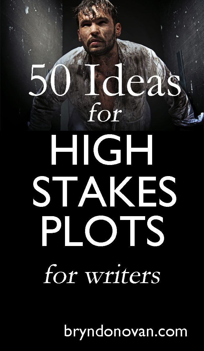 How to Write a Novel: 50 IHigh Stakes Plot Ideas! #writing #nanowrimo