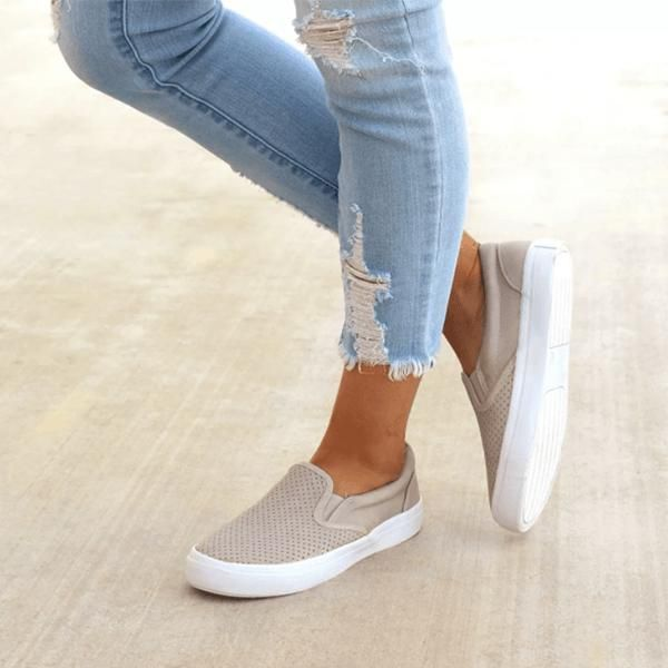 cheap prices new lower prices los angeles 2018 Most Comfortable slip on sneakers for fall womens fashion ...