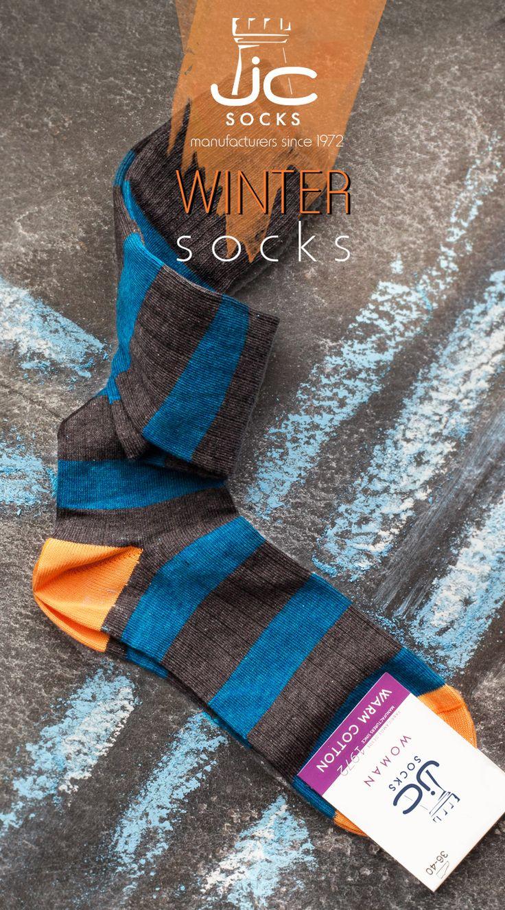 Calcetines de J.C Socks, fabricantes desde 1972