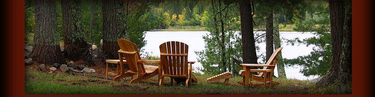 Thunderbird Lodge, Rainy Lake, International Falls, MN.
