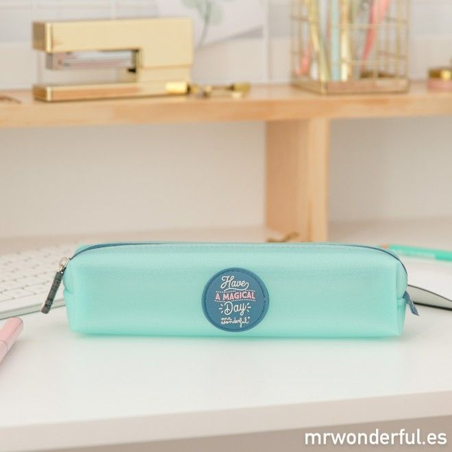 Estuche Mr.Wonderful #mrwonderfulshop #school #backtoschool #stationery