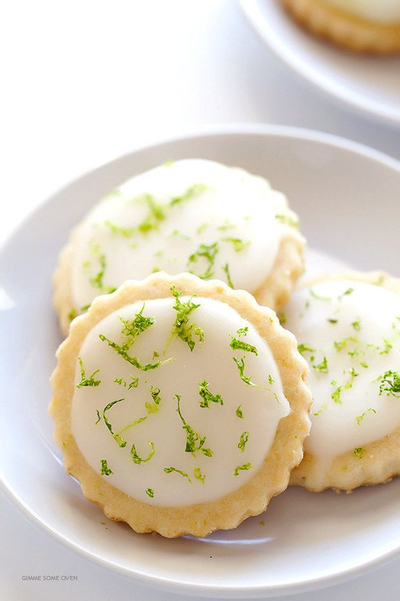 Lime zinger cookie recipe