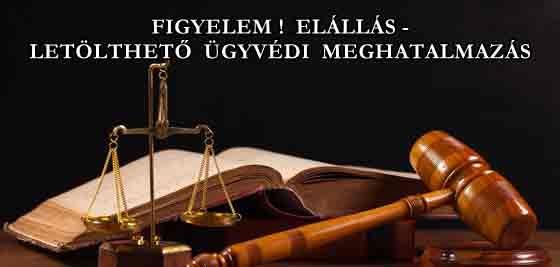 Az elállás egy végső jogi megoldás akkor, amikor másfajta jogi eszközök nem állnak rendelkezésre a felek közötti viták rendezésére.