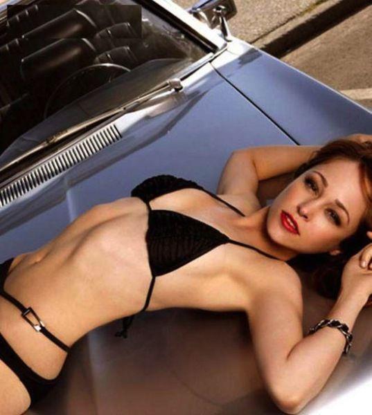 Christine lakin nude photos