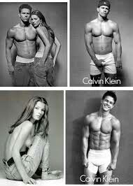 Mark Wahlberg and Kate Moss