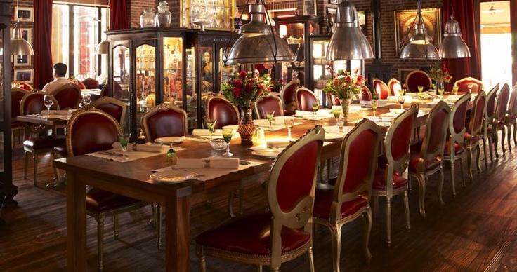 El Mercado Restaurant...Faena Hotel & Universe in Buenos Aires