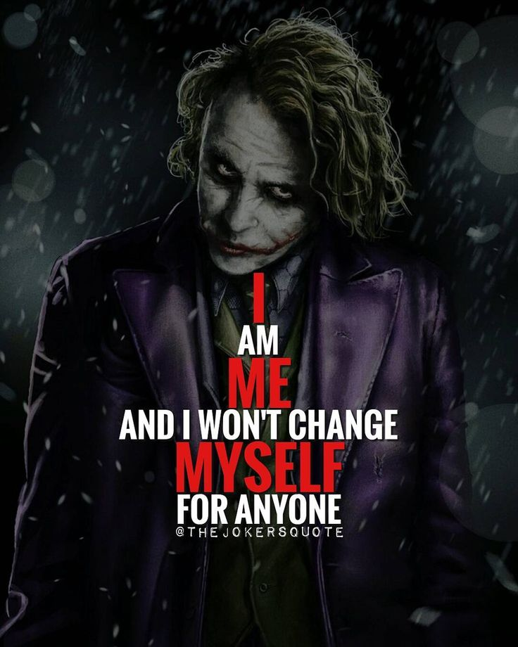 947 Likes, 1 Comments Joker Quotes (thejokersquote) on
