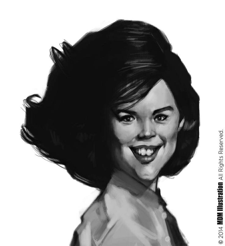 how to draw caricatures fast
