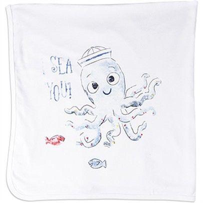 buyinvite.co.nz - 6. Octopus Blanket S4BN90008 Milk