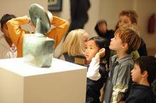Kindergeburtstag Köln Bonn - Kreativ geht es zu im Fantasie-Labor des Max Ernst Museums in Brühl.