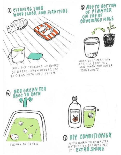 30 Ways To Make Drinking Tea Even More Delightful !