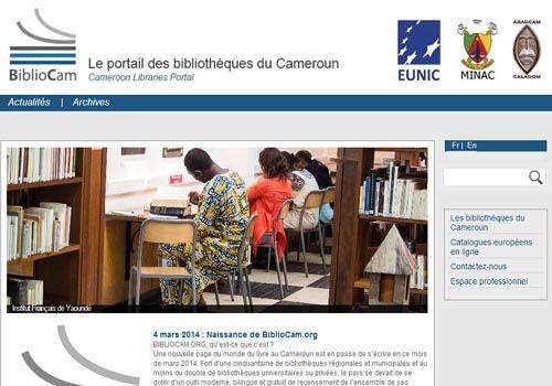 Journal Du Cameroun.com: Bibliocam.org: premier réseau des bibliothèques du Cameroun
