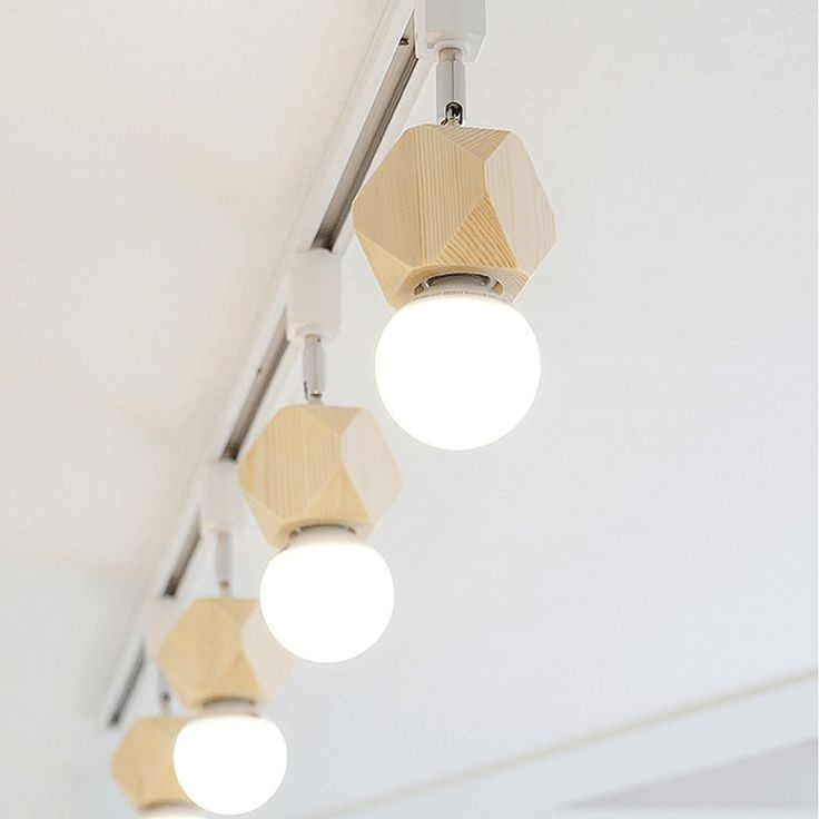 Cheap light fixtures, Buy Quality kitchen ceiling lamp directly from China ceiling lamp light Suppliers: E27 Bulbs Modern Nordic 4-Light Adjustable Track Lights Creative Wood Restaurant Kitchen Ceiling Lamp Lighting Fixture CL232-4