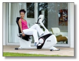 Click to read my honest and comprehensive Kettler RE7 Recumbent Exercise Bike Review now!