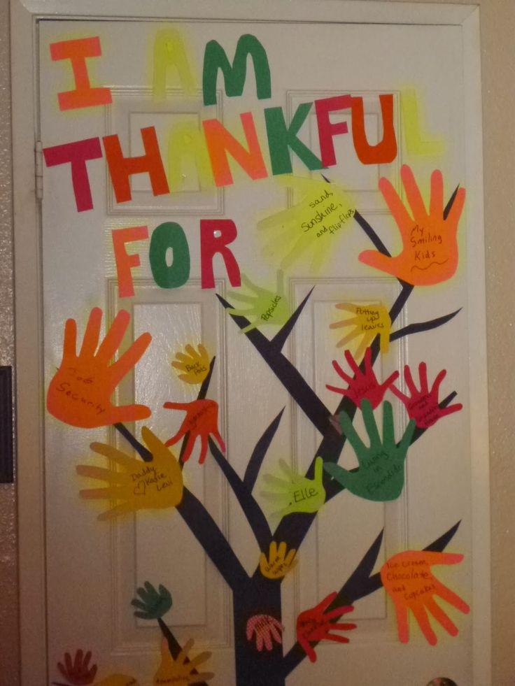 The Kassebaum Four: The Thankful Tree