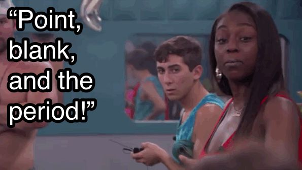 If you start a fire, Da'Vonne will put it out—in front of everyone. - Big Brother - CBS.com