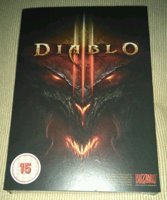 Diablo III 3 PC / Mac Full Digital Game - BATTLE.NET DOWNLOAD KEY