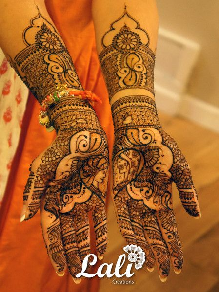 mehndi maharani finalist: Lali Creations http://maharaniweddings.com/gallery/photo/26889