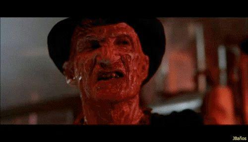 Freddy vs. Jason - Gif de Terror - 41