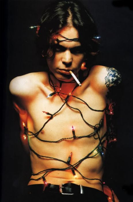 Ville Valo - well, merry christmas to me...<3
