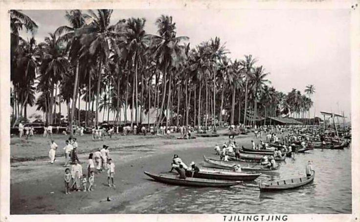 Tjilingtjing. Djakarta voor 1953