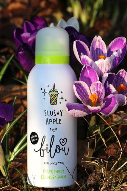 Glam & Shine: Bilou Cremeschäume - Cotton Candy, Happy Spring & Slushy Apple