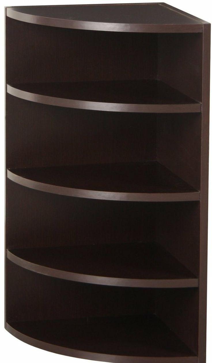 Corner Book Shelves | Corner Bookcase Load   Corner Bookcase | Floating  Bookshelves | Ladder .