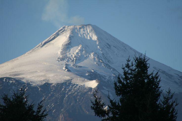 Volcán Villarrica 04/2012