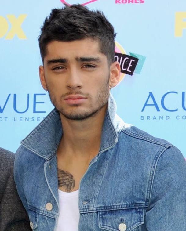 Zayn Malik   For some reason he looks like an italian model lol but    Zayn Malik New Hair