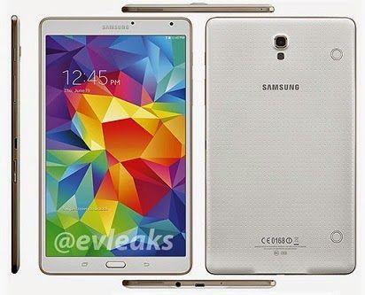 Samsung Galaxy Tab S, Di Indonesia, Gambar, Harga, Samsung Galaxy, Terbaru, Samsung Tizen,