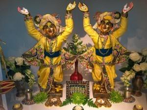Sri Sri Nitai–Gaura-Nataraja Carpinteria, California