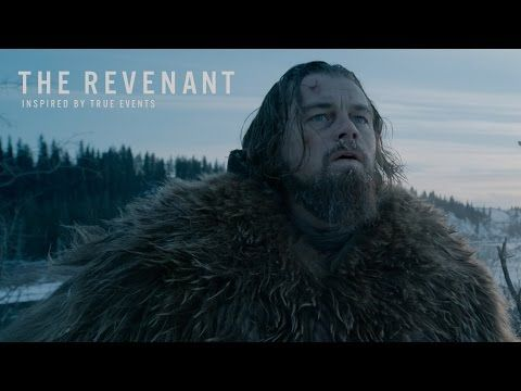 The Revenant | Official Teaser Trailer [HD] | 20th Century FOX - YouTube  (Alejandro Gonzalez Inarritu, uses wide shots and panning to connect the expression to the cause, heavily integrated with the backing music to build suspense with the distinguishing action)