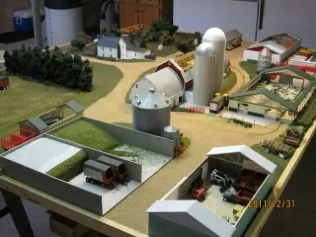 37 best images about 1 64 toy farm on pinterest models for 1 64 farm layouts