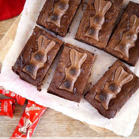 MaltEaster Brownies