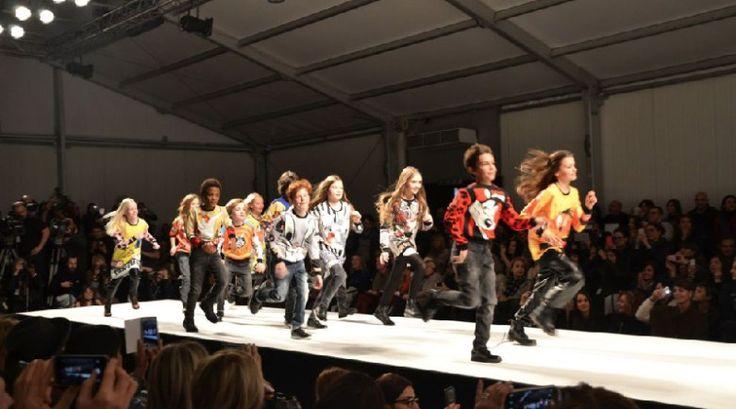 Tendenze moda bambino: Pitti 2016