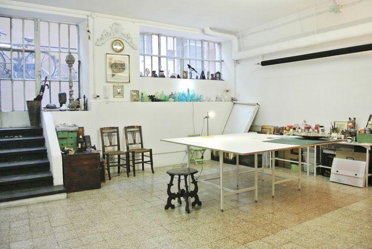 Umberto Chiodi - Studio, Milano