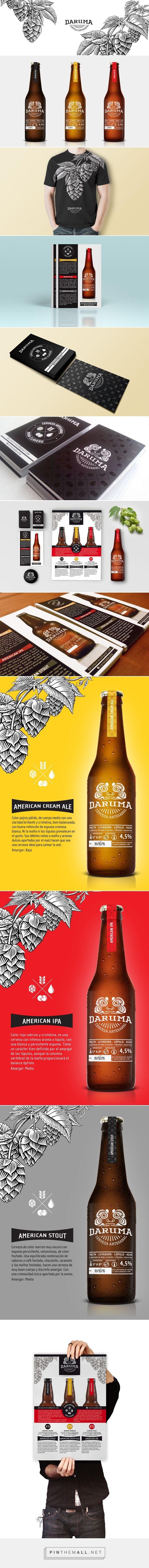 Daruma   Cerveza Artesanal by Virginia Scardino