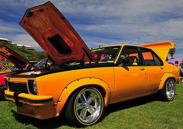 Orange SLR 5000 Torana | Flickr - Photo Sharing!