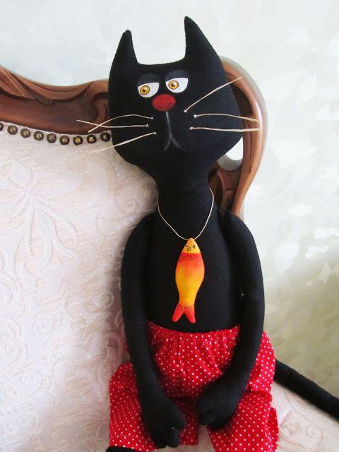 Давать ли коту секс куклу