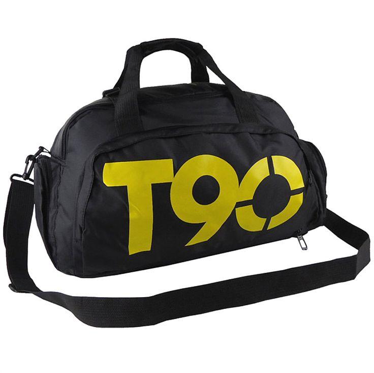 Moda unissex T90 marca transversal do corpo de futebol, Saco de basquete ginásio de esportes mochilas de Fitness bolsa de viagem mochilas em Malas de viagem de Mochilas & bagagem no AliExpress.com | Alibaba Group