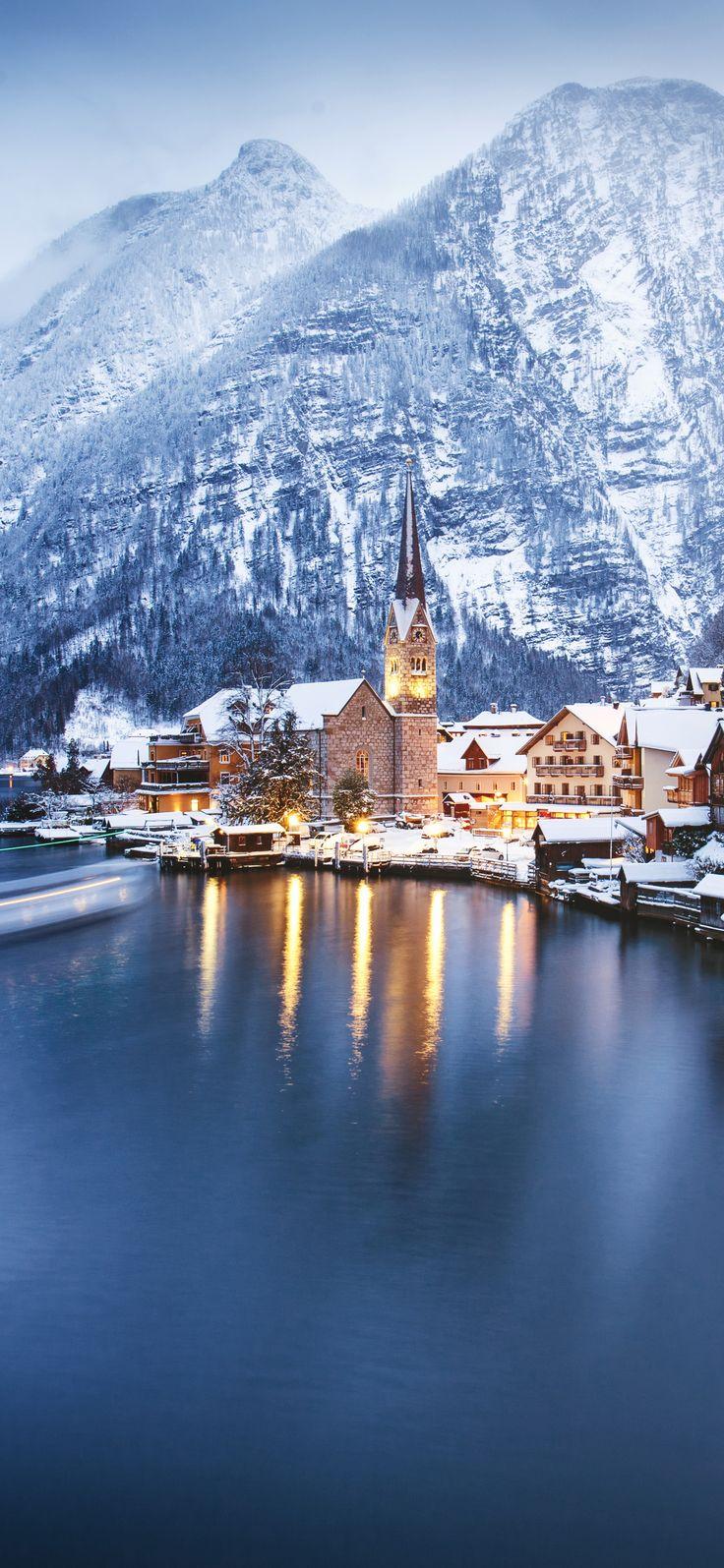 25 Best Ideas About Hallstatt Winter On Pinterest Wanderlust Innsbruck And Parks