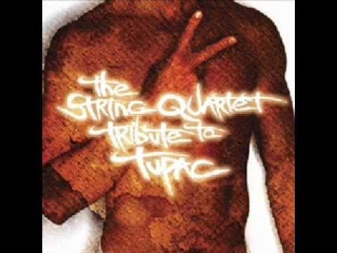 The String Quartet Tribute To Tupac - California Love - YouTube