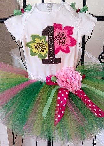 luau first birthday party ideas